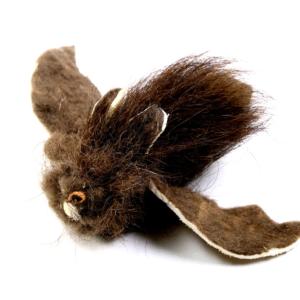 vleermuis speeltje kat